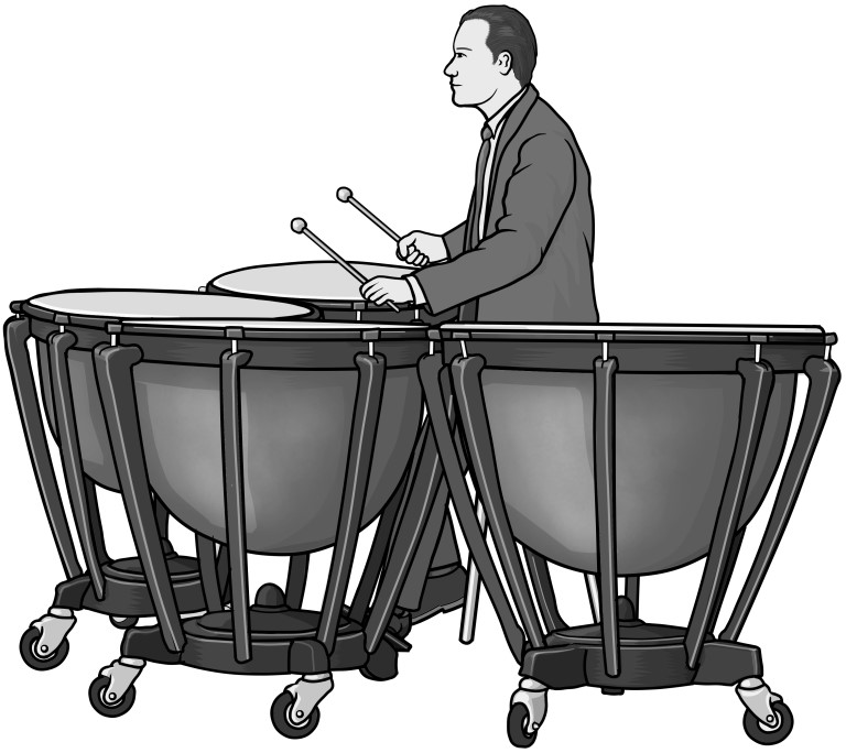 Timpanis clipart jpg freeuse library royalty free clipart / timpani jpg freeuse library