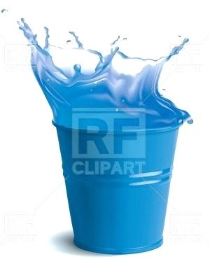 Tin bucket of water clipart banner library stock bucket for water – andresbc.co banner library stock