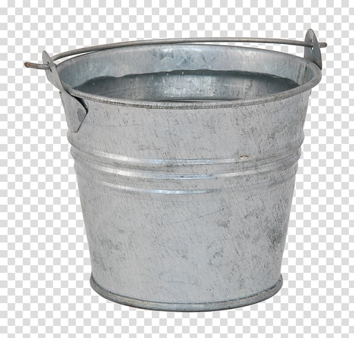 Tin bucket of water clipart image free stock Bucket Pail Water Metal, bucket transparent background PNG ... image free stock