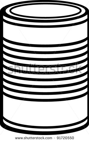 Tin can clipart jpg library stock Tin Can Clipart | Clipart | Clipart Panda - Free Clipart Images jpg library stock