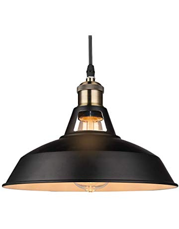 Tin light shade clipart banner free stock Amazon.ca: Pendant Lights: Tools & Home Improvement banner free stock