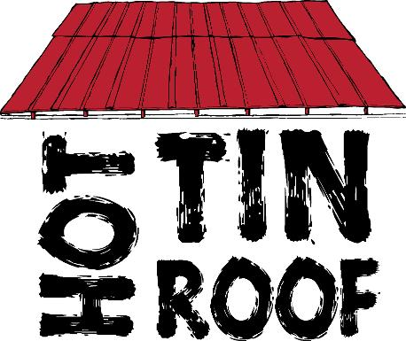 Tin roof clipart clip art black and white Hot Tin Roof clip art black and white