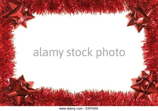 Tinsel border clipart clipart royalty free stock 25+ Free Christmas Borders Landscape Tinsel Pictures and ... clipart royalty free stock