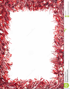 Tinsel border clipart jpg stock Christmas Tinsel Border Clipart | Free Images at Clker.com ... jpg stock