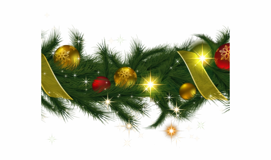 Tinsle clipart vector free download Christmas Lights Clipart Tinsel - Christmas Garland ... vector free download