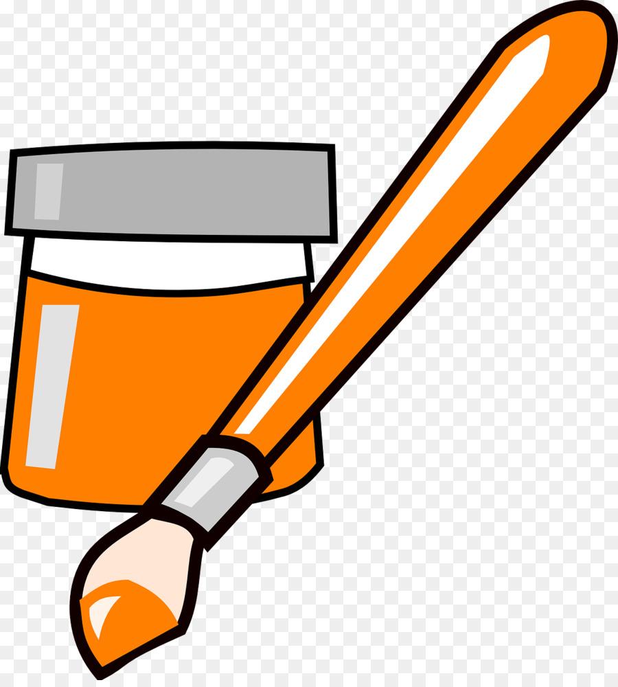 Tinta clipart jpg royalty free Paint Brush Cartoon clipart - Drawing, Painting, Paint ... jpg royalty free