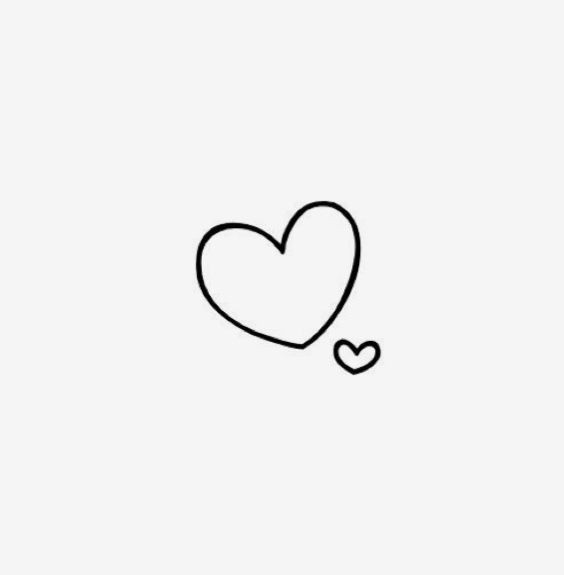 Tiny black heart clipart image royalty free library Heart Clipart Black And White Best of 300 best Tiny Hearts ... image royalty free library