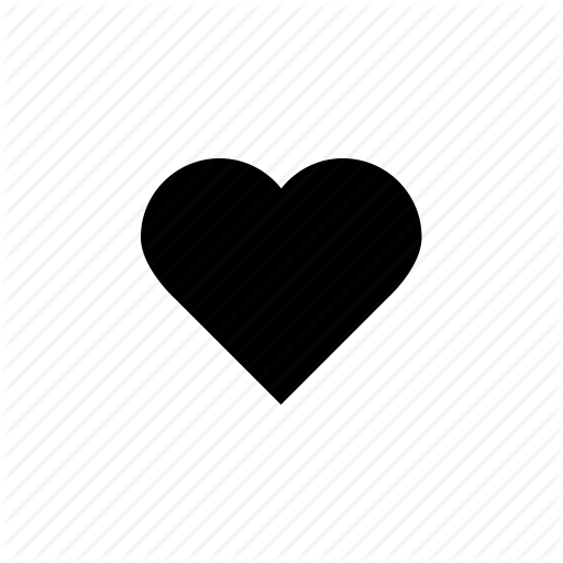 Tiny black heart clipart graphic Tiny Heart Icon #111924 - Free Icons Library graphic