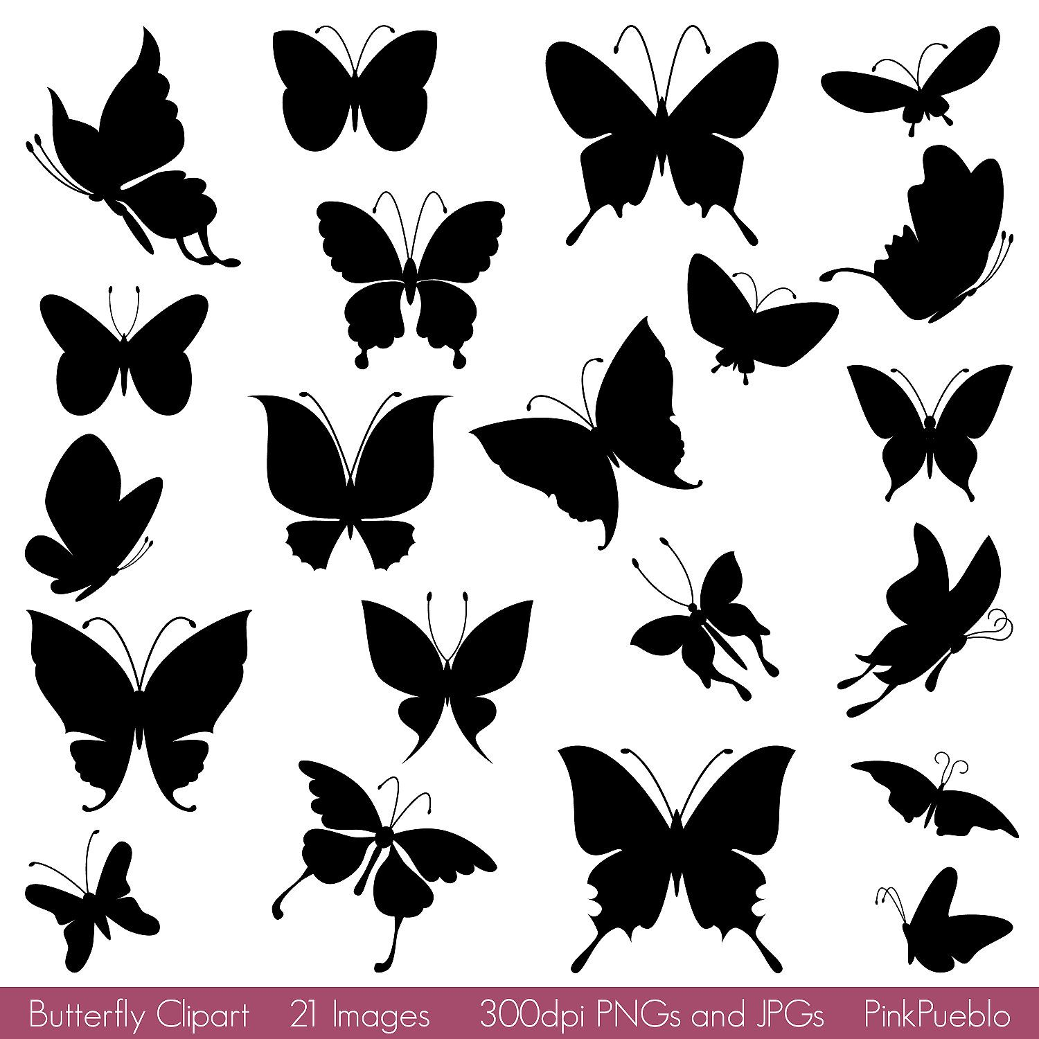Tiny butterfly clipart transparent stock Free Graphics Of Butterflies - Butterfly C #141384 ... transparent stock