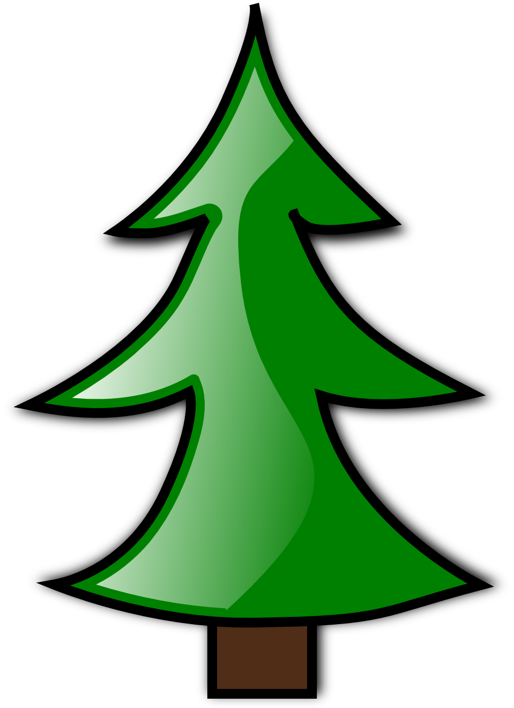 Tiny christmas tree clipart simple clip black and white download Small Christmas Clipart | Free download best Small Christmas ... clip black and white download