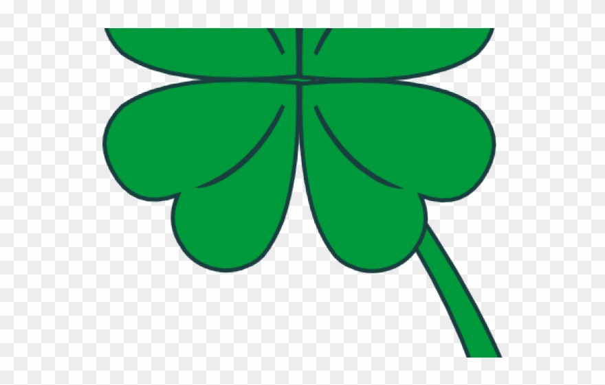 Tiny shamrock clipart vector free Shamrock Clipart Tiny - Four Leaf Clover Clip Art - Png ... vector free