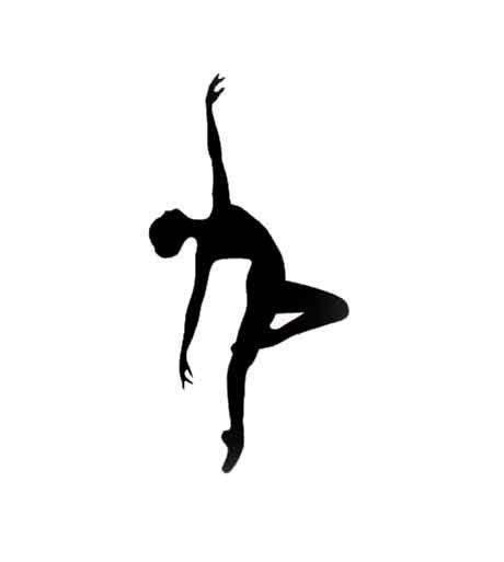 Tiny dancer silouhette clipart clip art transparent download tiny dancer tattoo ideas | cool tattoos | Dancer tattoo ... clip art transparent download