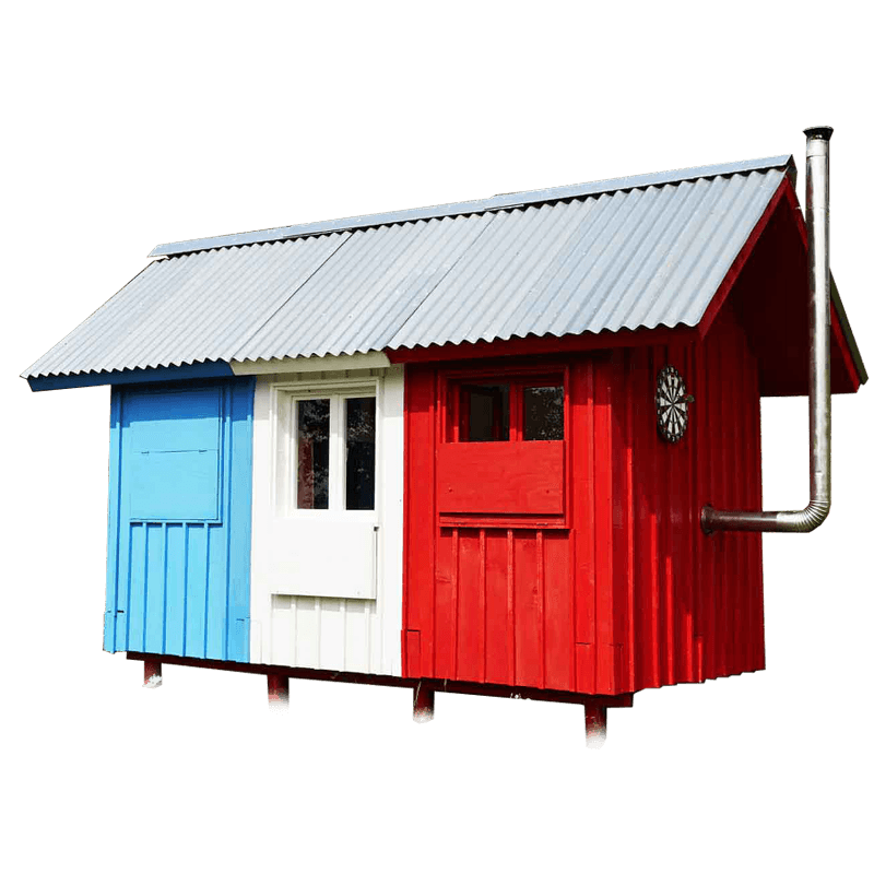 Tiny house clipart clipart black and white stock Simple Small Cabin Plans clipart black and white stock