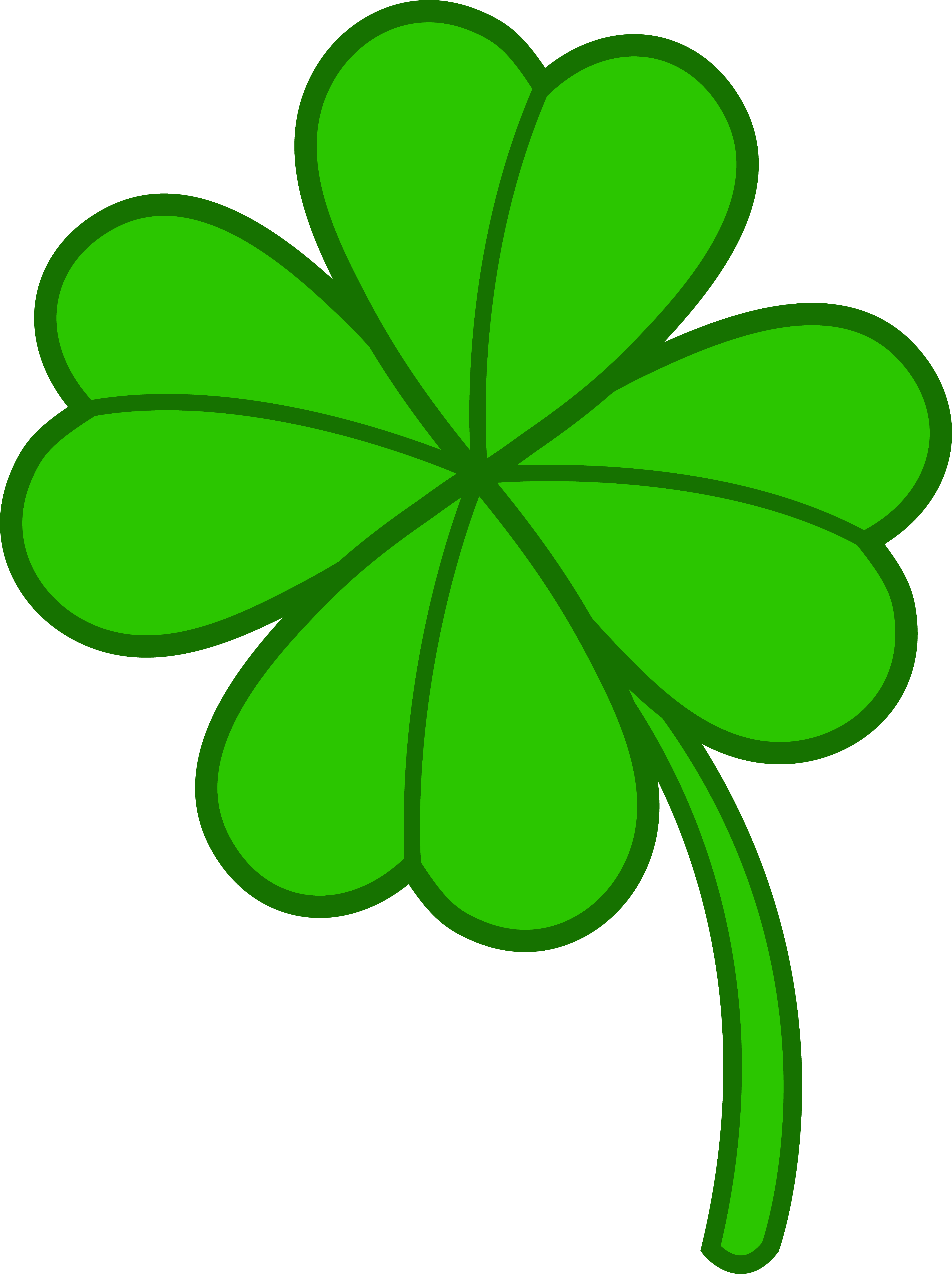 Tiny shamrock clipart picture free library Shamrock Clipart tiny 28 - 5328 X 7134 Free Clip Art stock ... picture free library