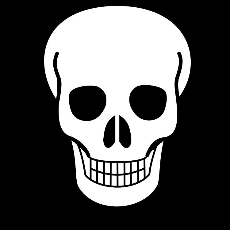 Tiny skull clipart clip art library download Skull Line Art | Free Download Clip Art | Free Clip Art | on ... clip art library download