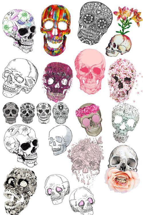 Tiny skull clipart clipart library tiny skull tattoos | ... Small Skull Tattoo, Skull Collage ... clipart library
