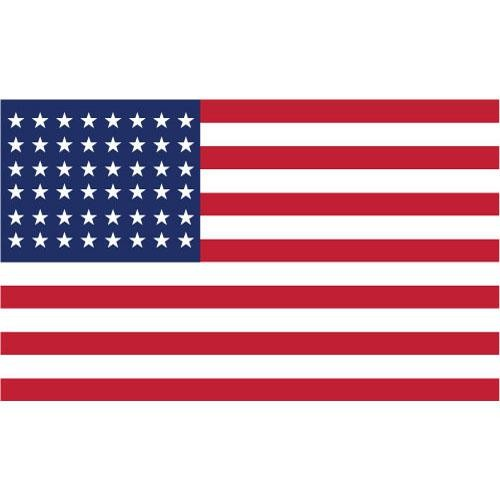 Tiny us flag clipart image free library Clipart of the us flag - ClipartFest image free library
