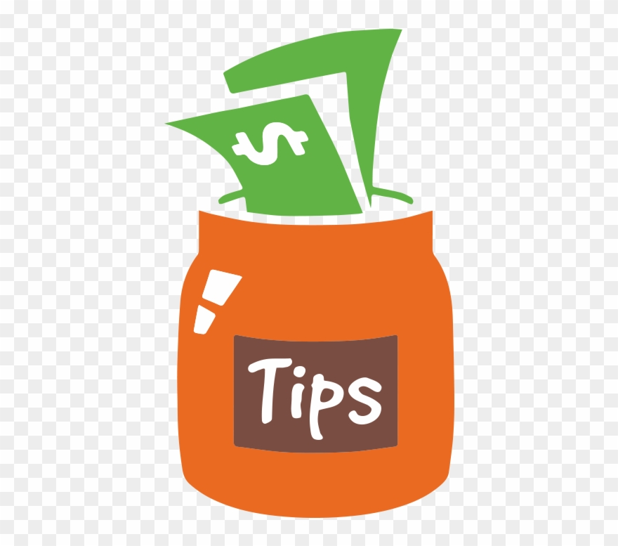 Tip clipart clipart transparent library Tip Jar Clipart (#2449393) - PinClipart clipart transparent library