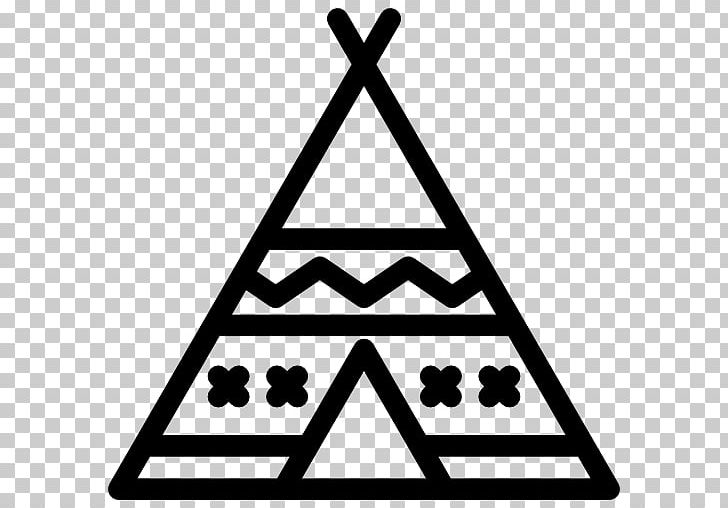 Tipi clipart black and white jpg stock Tipi Computer Icons PNG, Clipart, Angle, Area, Black, Black ... jpg stock