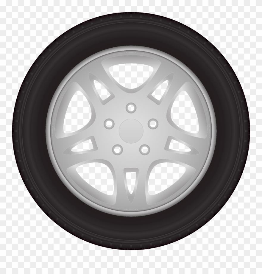 Tire clipart high resolution svg download Download Car Wheel Vector Png Transparent Image - Tire ... svg download