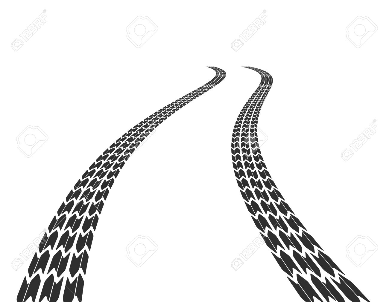 Tire tracks clipart free clip art transparent library Tire Tracks Drawing at PaintingValley.com | Explore ... clip art transparent library