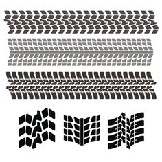 Tire tread patterns clipart png download Best ideas about Crafty Cap'n, Crafty Side and Tread Patterns on ... png download