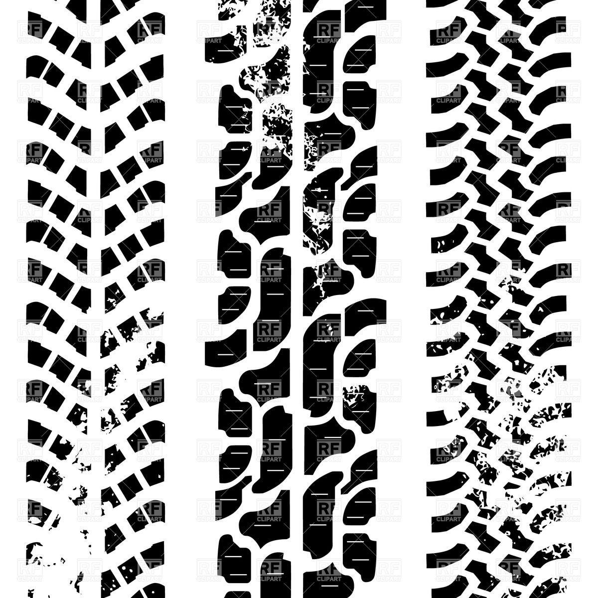 Tire tread patterns clipart clip art free stock Tire tread patterns clipart - ClipartFest clip art free stock