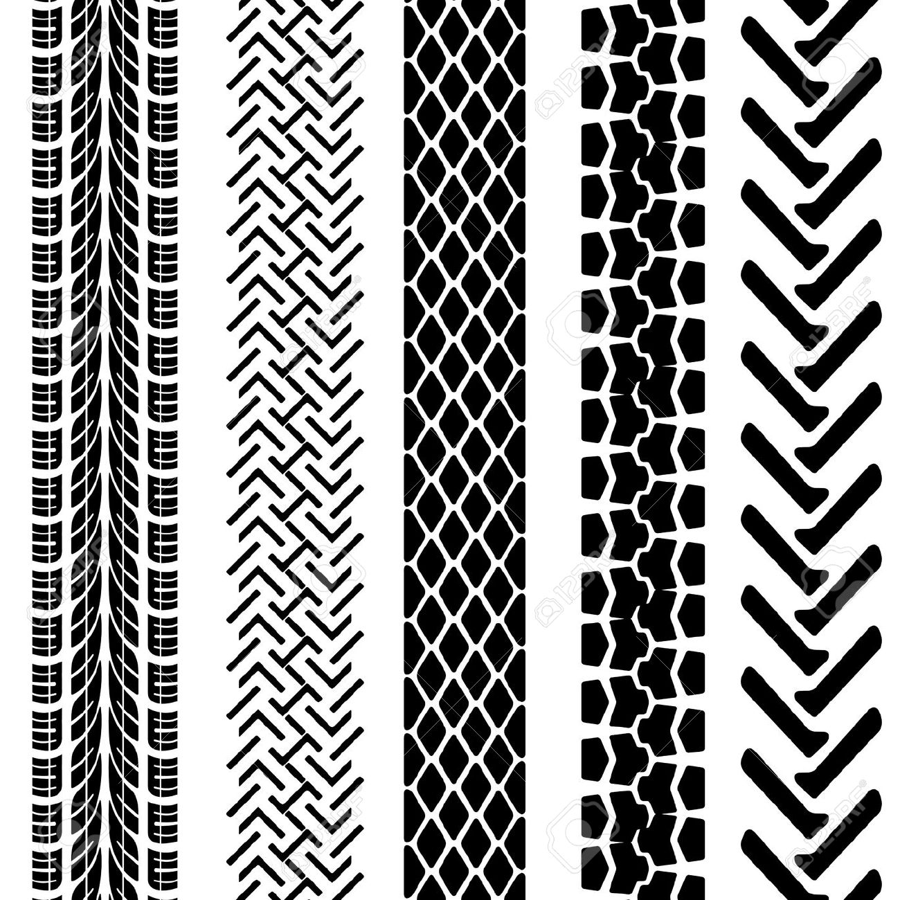Tire tread patterns clipart picture free Tire tread patterns clipart - ClipartFest picture free
