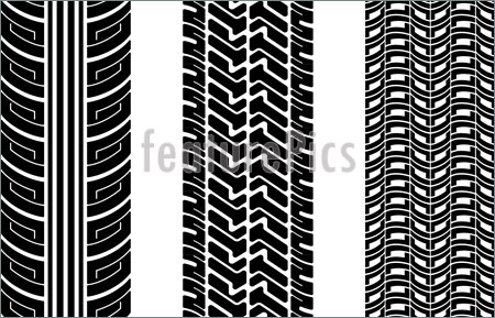 Tire tread patterns clipart svg black and white library Tire Border Clipart - Clipart Kid svg black and white library