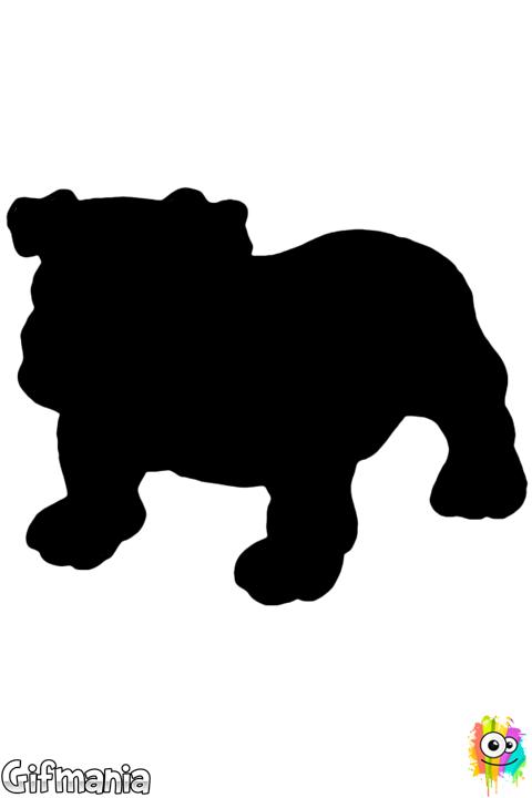 Tired dog clipart graphic royalty free stock bulldog #bulldog #dibujos #perros | Dibujos | Pinterest | Drawings graphic royalty free stock