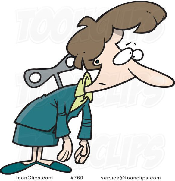 Tired old lady clipart image banner exhausted cartoon pics - Google Search | Art - Exhaustion ... banner