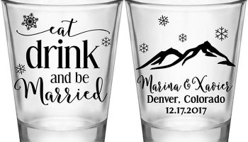 Tis the season to be married clipart graphic black and white download Tis The Season To Be Married (2A) Mistletoe Custom Shot ... graphic black and white download
