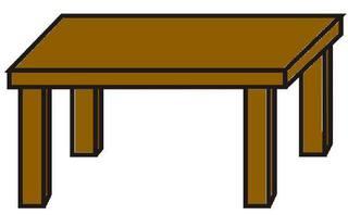 Tisch clipart jpg freeuse Tisch clipart 1 » Clipart Station jpg freeuse