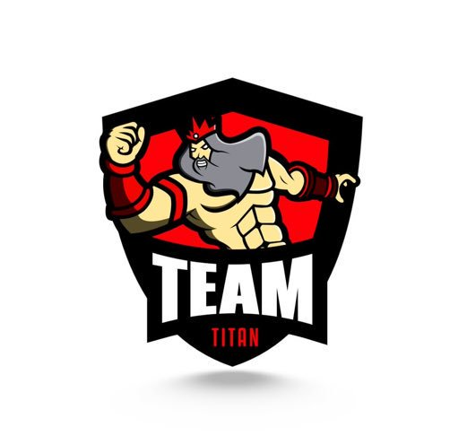 Titan mascot clipart graphic free library Team Titan on Twitter: \