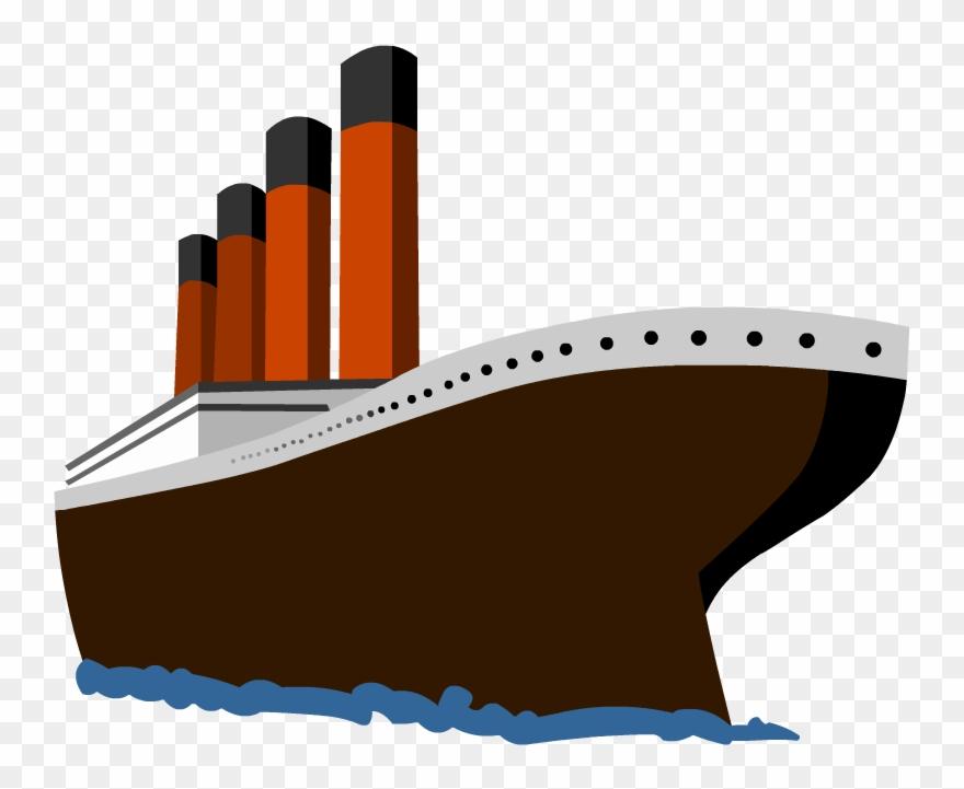 Titanic clipart svg transparent library Titanic Clipart - Titanic Cartoon Transparent Background ... svg transparent library