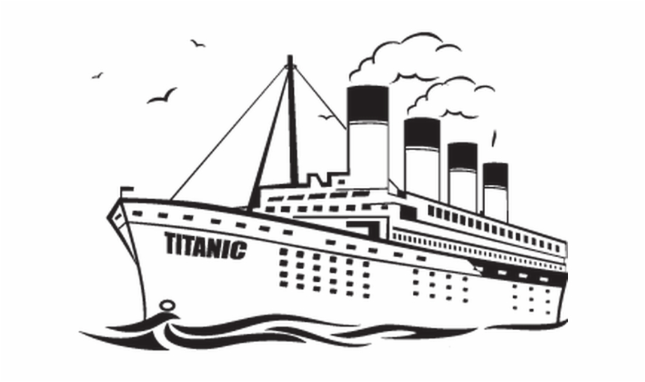 Titanic clipart black and white clipart royalty free library What Is Your Painted Wall Color Demo Simulation - Color ... clipart royalty free library