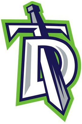 Titans new logo 2016 clipart clipart transparent download Danbury Titans Alternate Logo - Federal Hockey League (FHL ... clipart transparent download