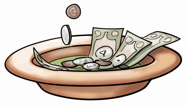 Tithes and offering clipart image transparent stock Free Tithing Cliparts, Download Free Clip Art, Free Clip Art ... image transparent stock