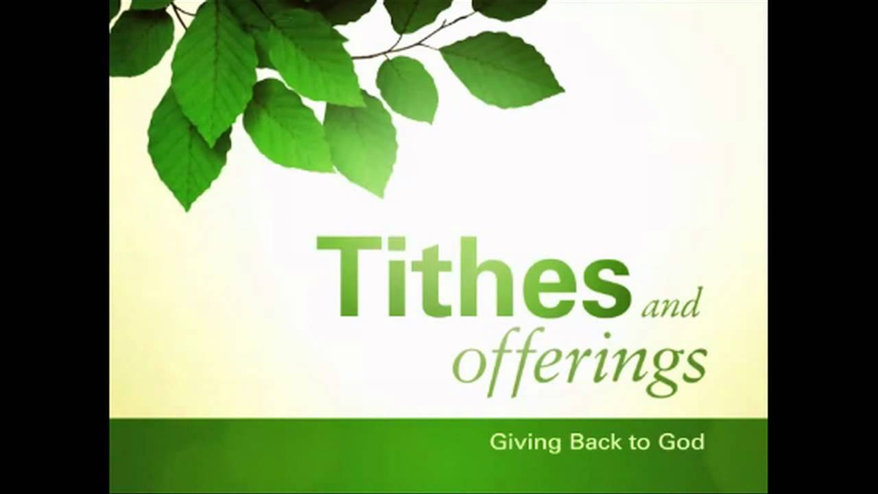 Tithes and offering clipart clip black and white Giving Our Best | Africanaprincess clip black and white