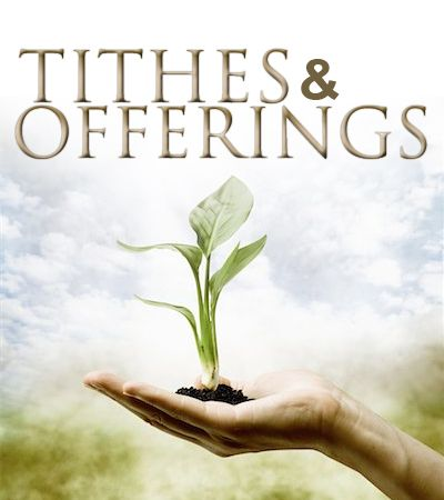 Tithes and offering clipart jpg royalty free download Christian Tithes and Offerings jpg royalty free download
