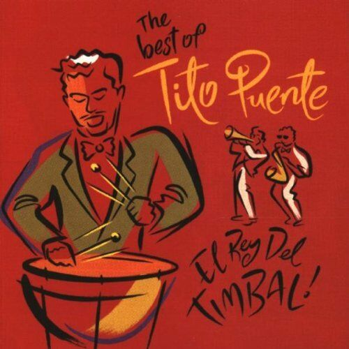 Tito puente clipart vector free The Best of Tito Puente: El Rey del Timbal! by Tito Puente (CD, Sep-1997,  Rhino (Label)) vector free