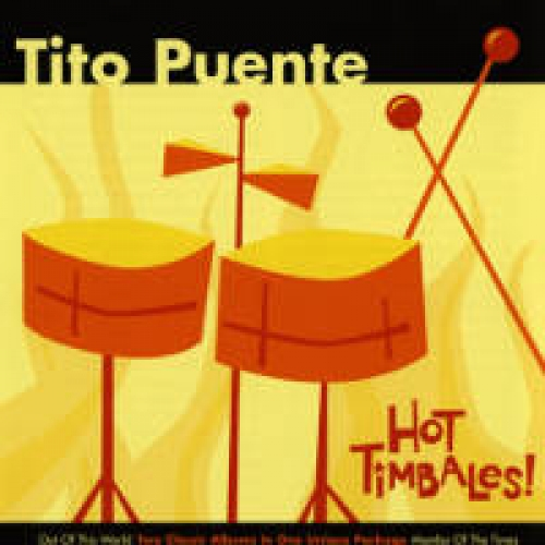 Tito puente clipart royalty free download Tito Puente - Hot Timbales! (CD) - Amoeba Music royalty free download