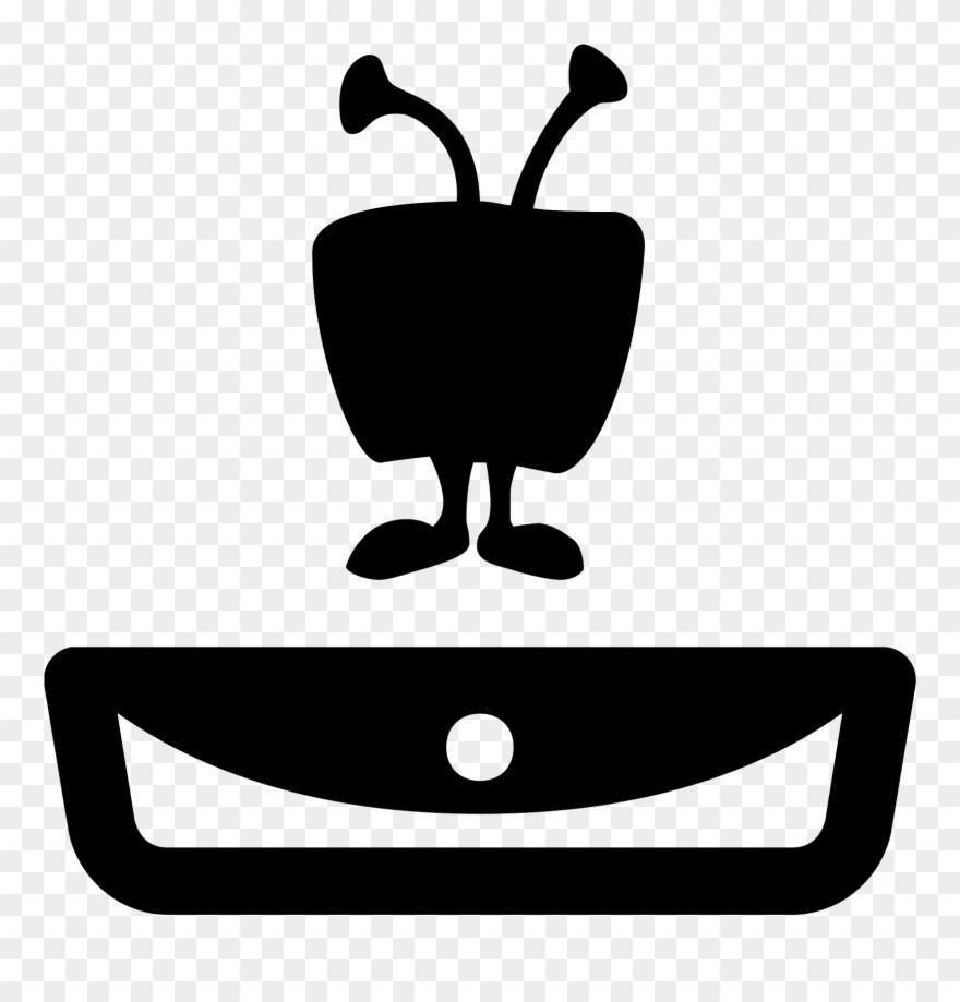 Tivo clipart clip art freeuse stock This Looks Like A Television With Two Feet And Two - Tivo Nz ... clip art freeuse stock