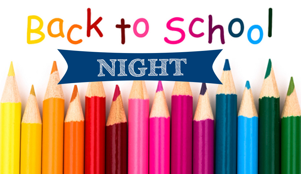 Tk and kinder back to schook night clipart jpg black and white library Stella Maris Academy | Back to School Night jpg black and white library