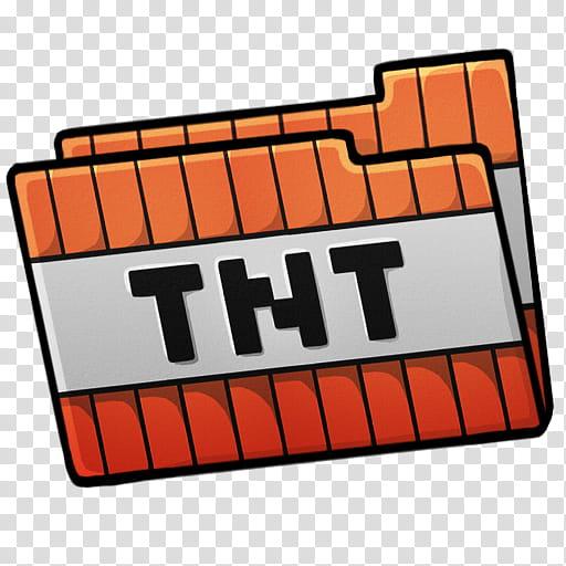 Tnt clipart logo png royalty free download MineCraft Icon , folder tnt, TNT logo transparent background ... png royalty free download