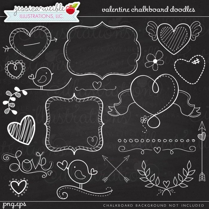 To do clipart chalkboard art graphic black and white 10+ images about Chalkboard Art on Pinterest | Clip art ... graphic black and white