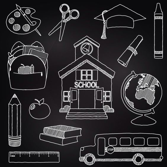 To do clipart chalkboard art transparent stock Chalkboard School Clipart Clip Art, Chalk Board Teacher Clipart ... transparent stock