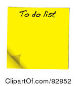 To do list clipart banner download Royalty-Free (RF) To Do List Clipart, Illustrations, Vector ... banner download