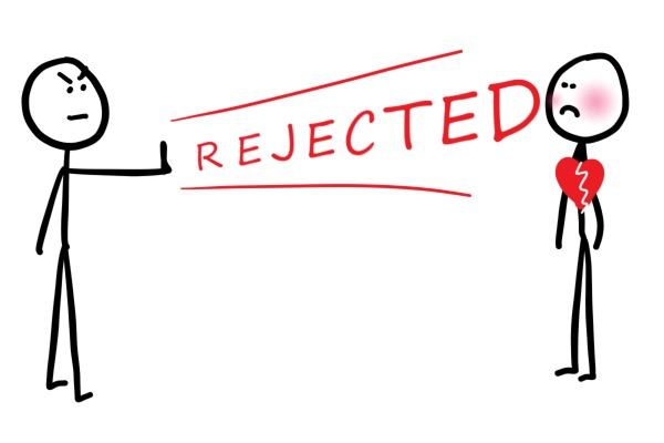 To flinch in fear clipart clip art free Releasing The Fear Of Rejection - The Positive Psychology People clip art free