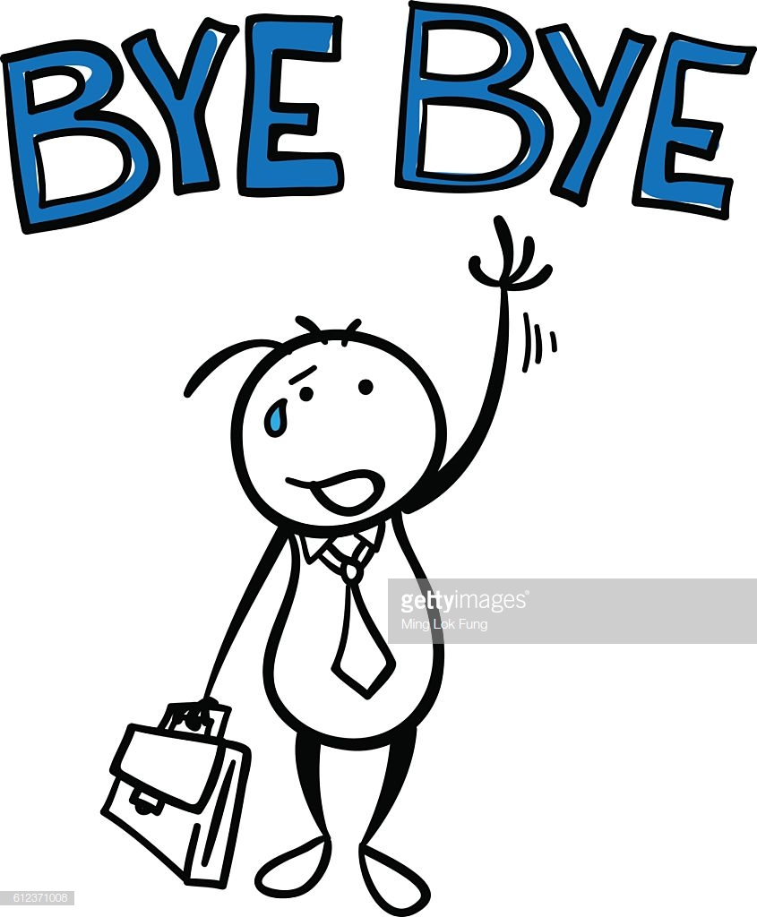 To get say goodbye clipart image royalty free library Download time to say goodbye clipart Clip art image royalty free library